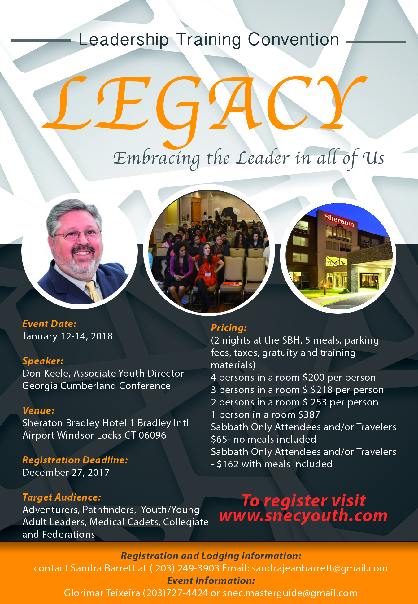 Leadership Training Convention 2018