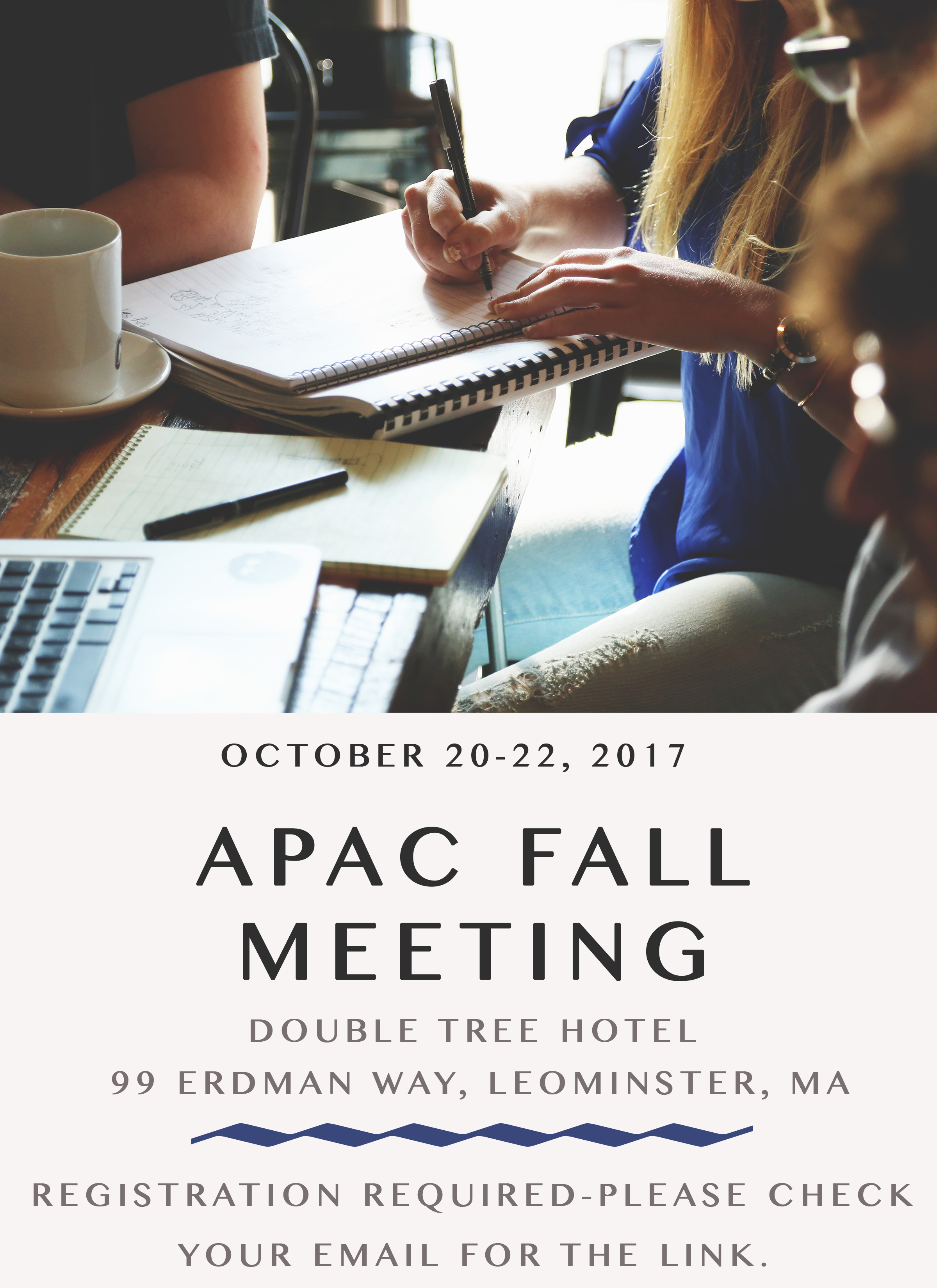 APAC Fall Meeting