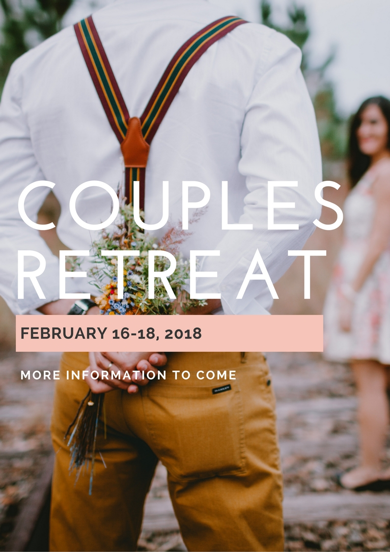 Couples Retreat 2018