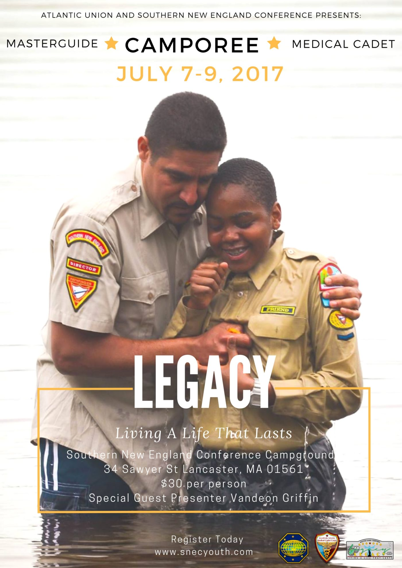 Legacy Master Guide Amp Medical Cadet Camporee Snec Youth
