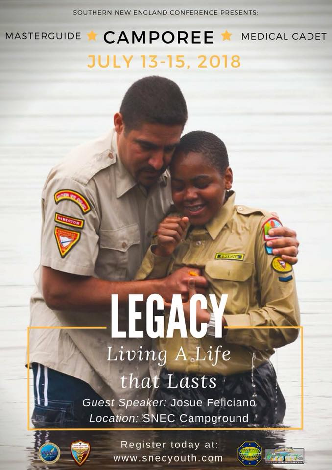 Legacy: Master Guide and Medical Cadet Camporee